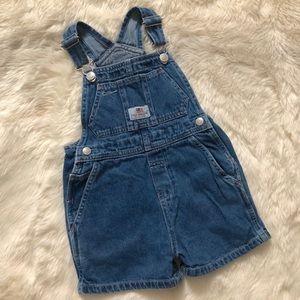 Vintage Ralph Lauren Polo Baby Overalls, sz XL